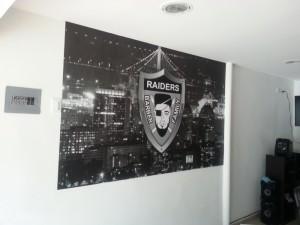 Foto Mural  Barbería