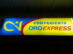 Compraventa oro express