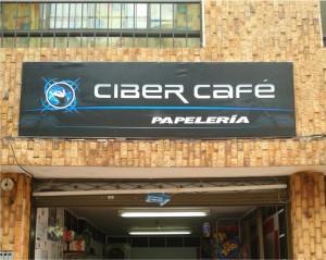 Ciber Cafe