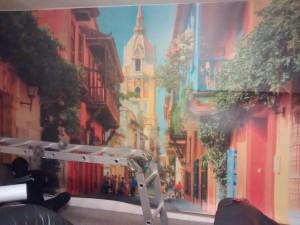 foto mural Cartagena