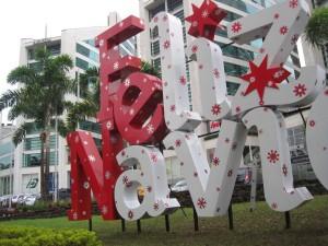 letras feliz navidad