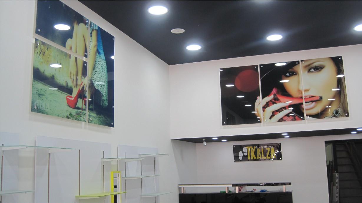 Cuadros decorativos 3d dise o - Vidrio plastico para cuadros ...