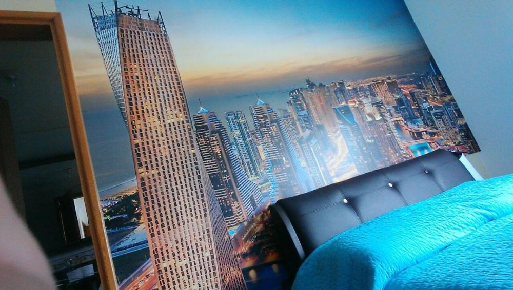 3d dise o agencia de publicidad for Murales adhesivos