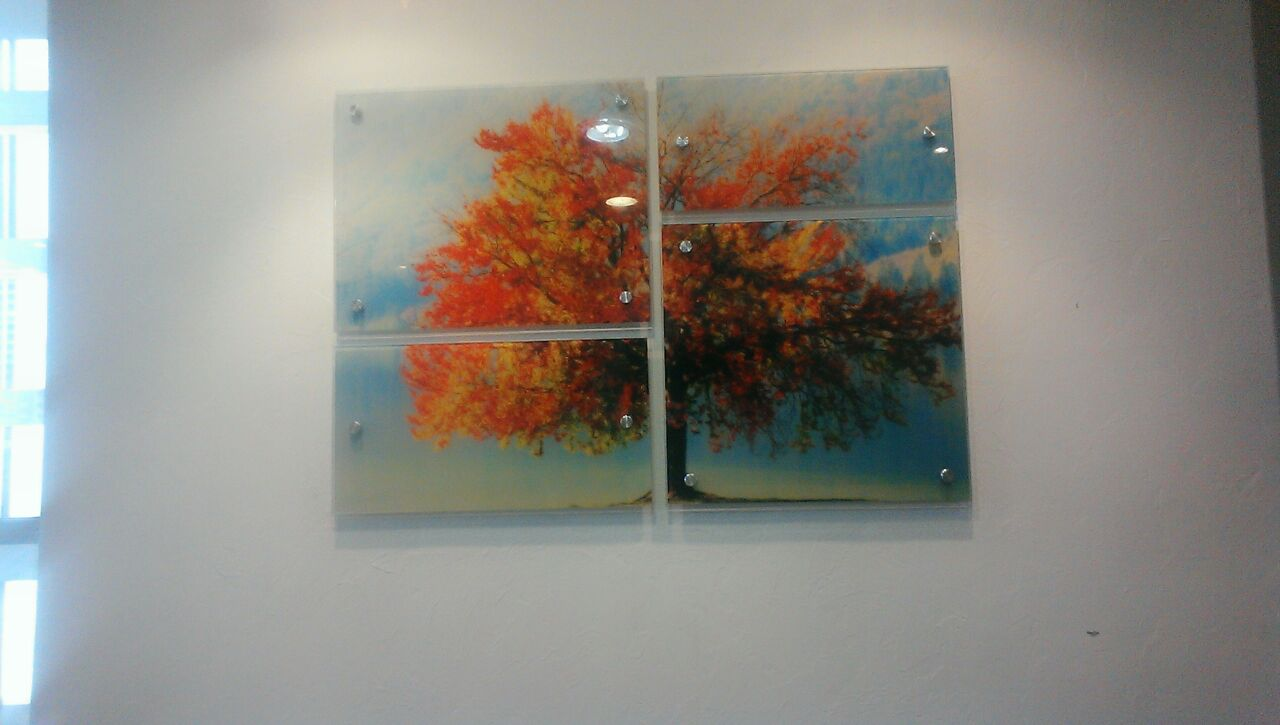 Cuadros decorativos 3d dise o for Marcos vidrio para cuadros