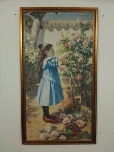 La niña de  francisco antonio cano